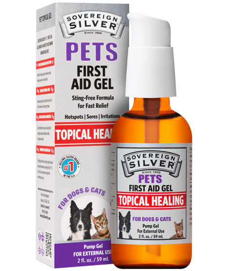 Pets First Aid Gel