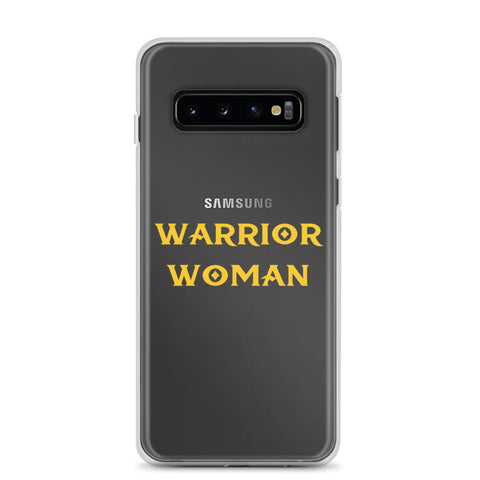 Warrior Woman Samsung Case