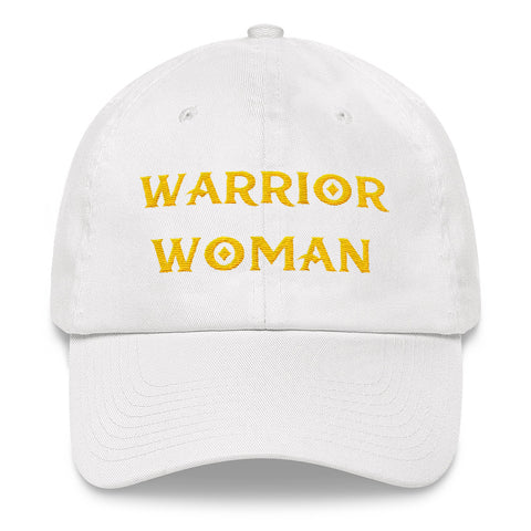 Warrior Woman hat