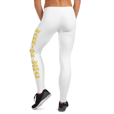 Warrior Woman Leggings