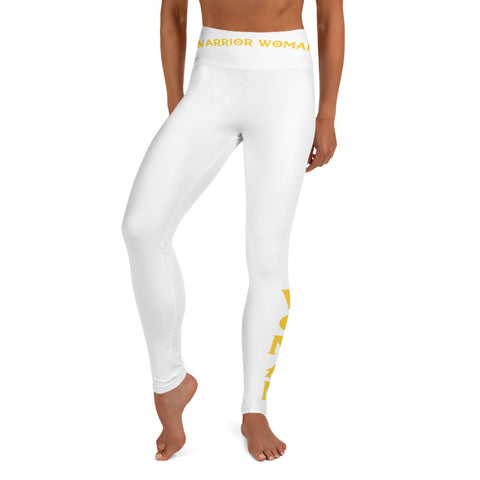 Warrior Woman Yoga Leggings