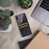 Warrior Woman iPhone Case