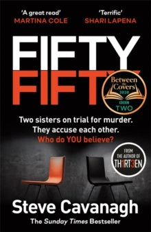 Fifty Fifty, Steve Cavanagh ( paperback, Jul 2020)