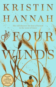 The Four Winds, Kristin Hannah ( hardback, 2 Feb 2021)