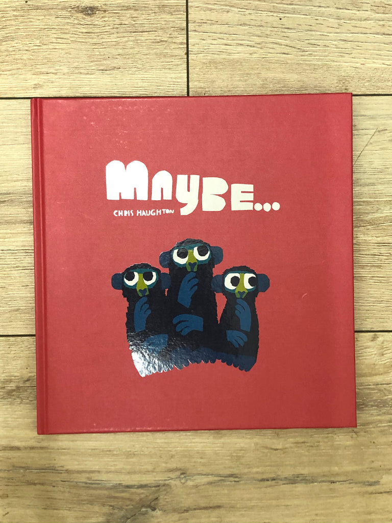 Maybe, Chris Haughton ( hardback April 2021)