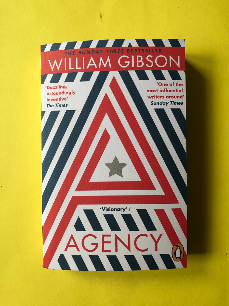 Agency, William Gibson ( paperback, Jan 2021 )