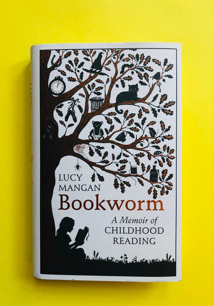 Bookworm, by Lucy Mangan ( hardback / paperback)