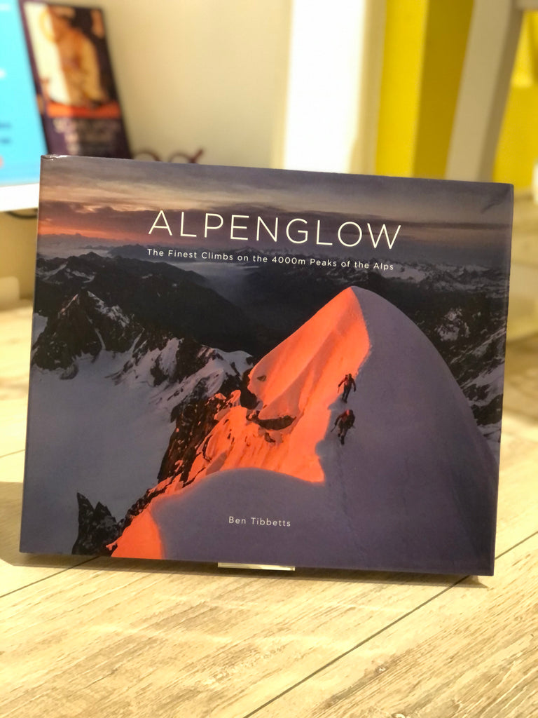 Alpenglow, by Ben Tibbetts