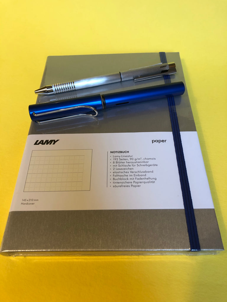 LAMY hardcover notebook A5