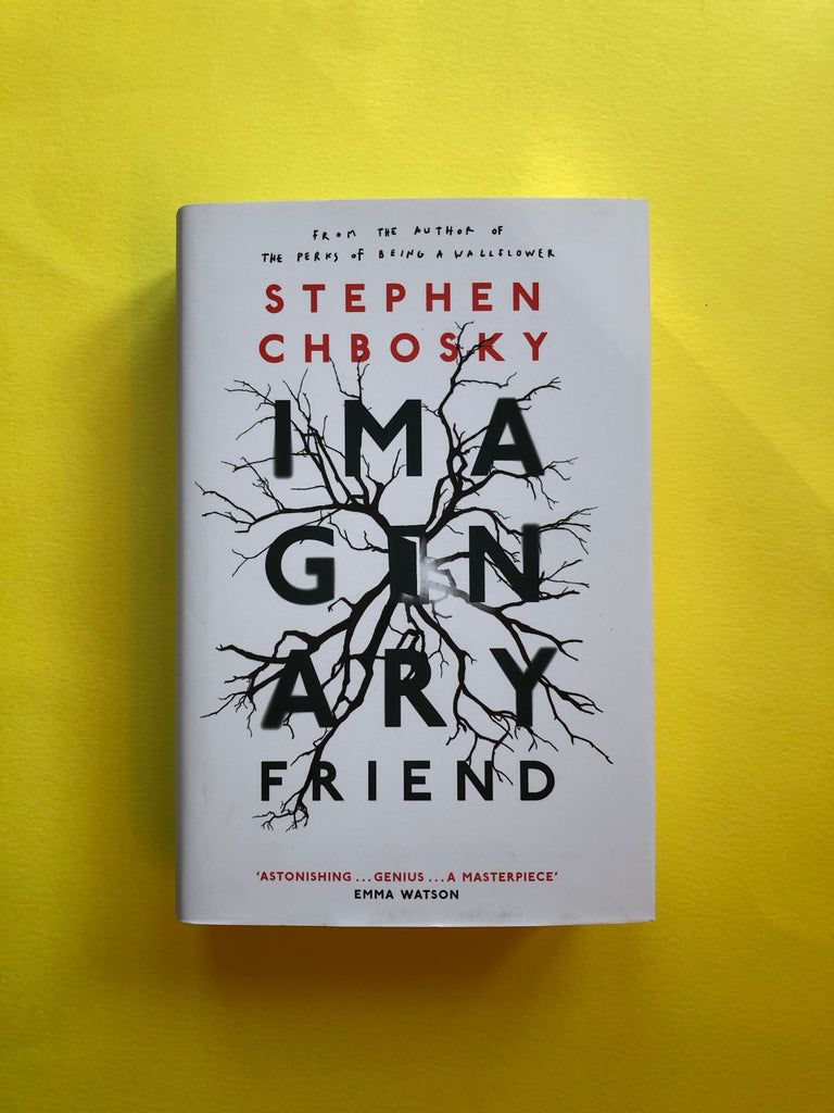 Imaginary Friend, by Stephen Chbosky ( hardback, October 2019, paperbackNov 2020