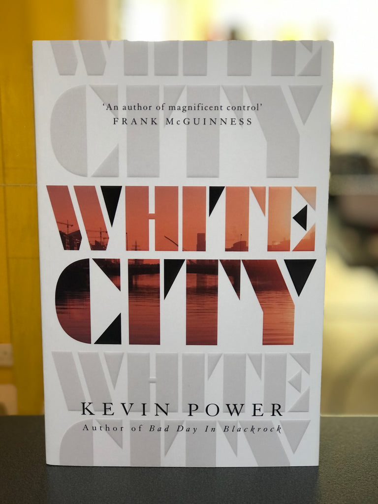 White City, Kevin Power (hardback, 15 April 2021)