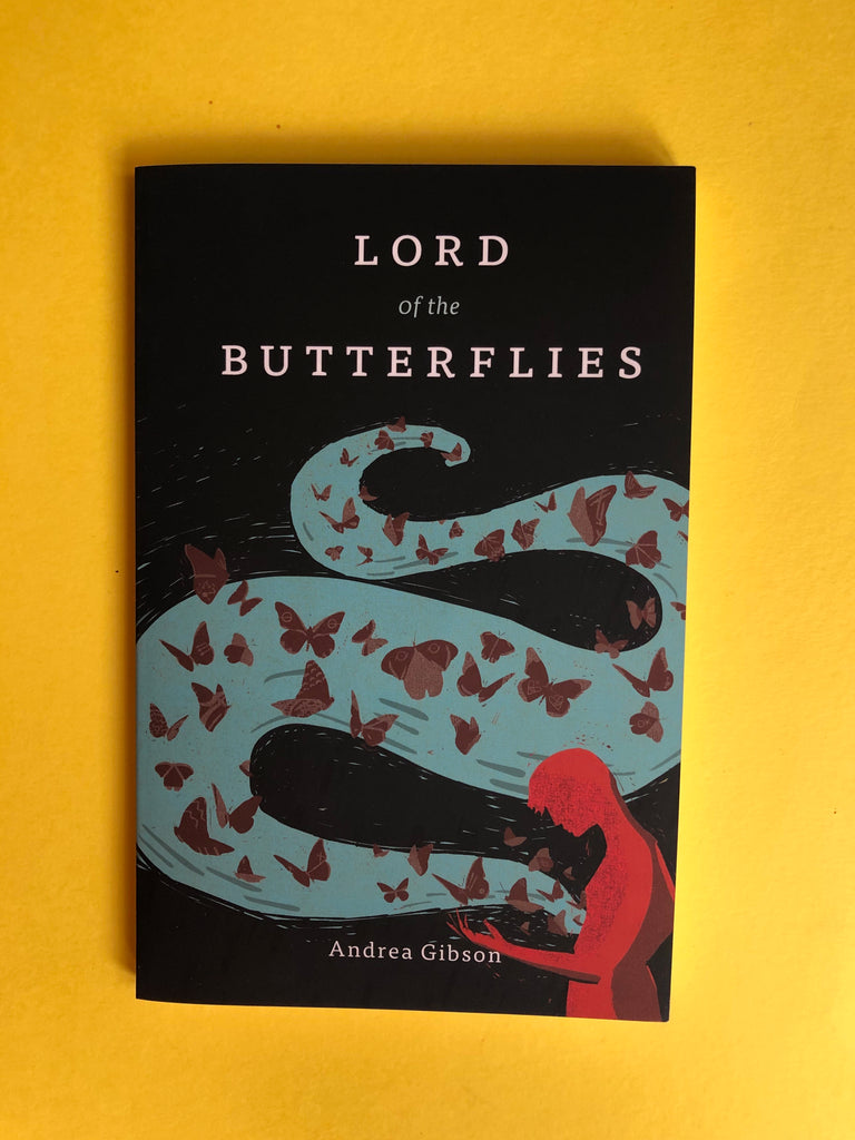 Lord of the Butterflies by Andrea Gibson ( paperback)