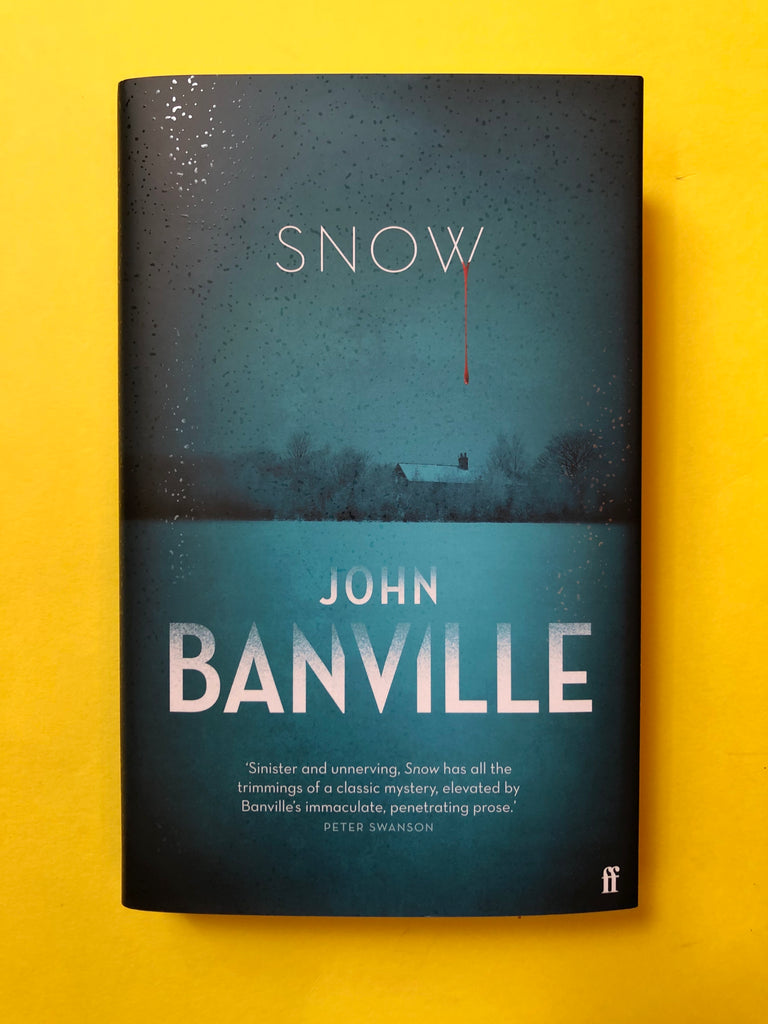 Snow, by John Banville