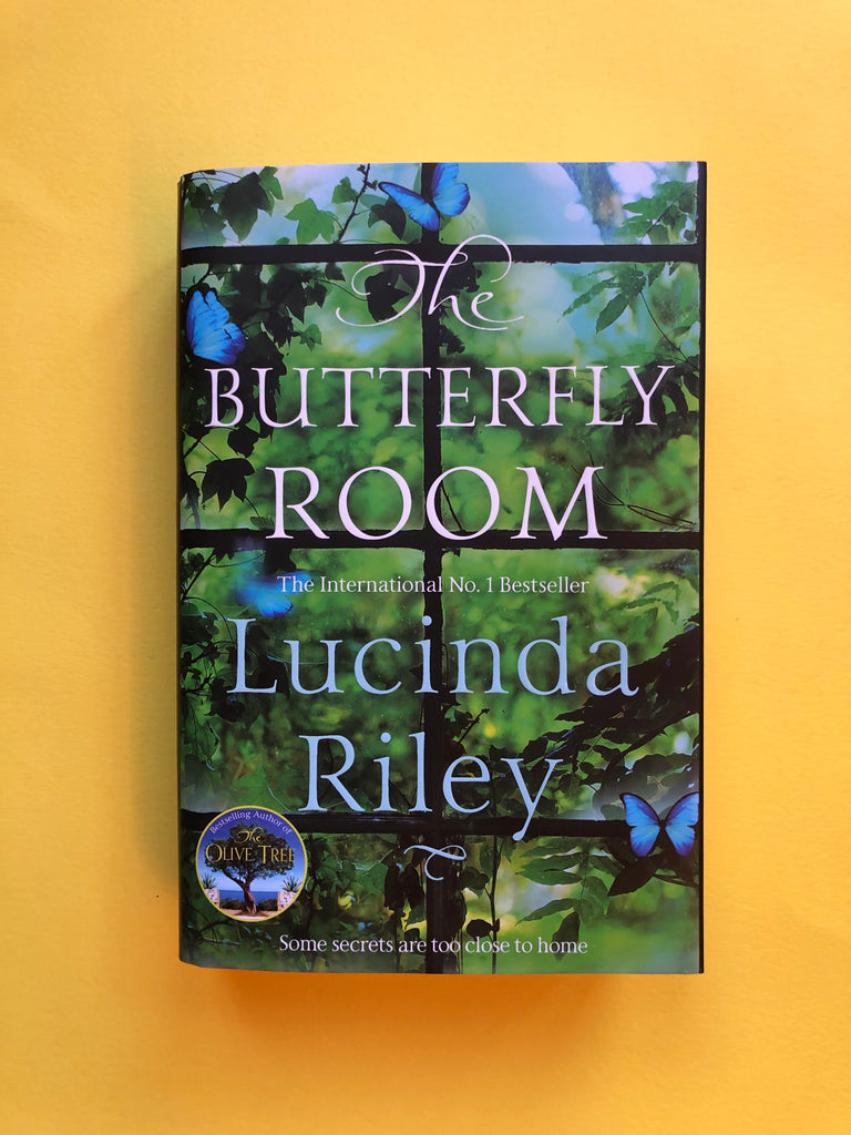 The Butterfly Room by Lucinda Riley (pb)