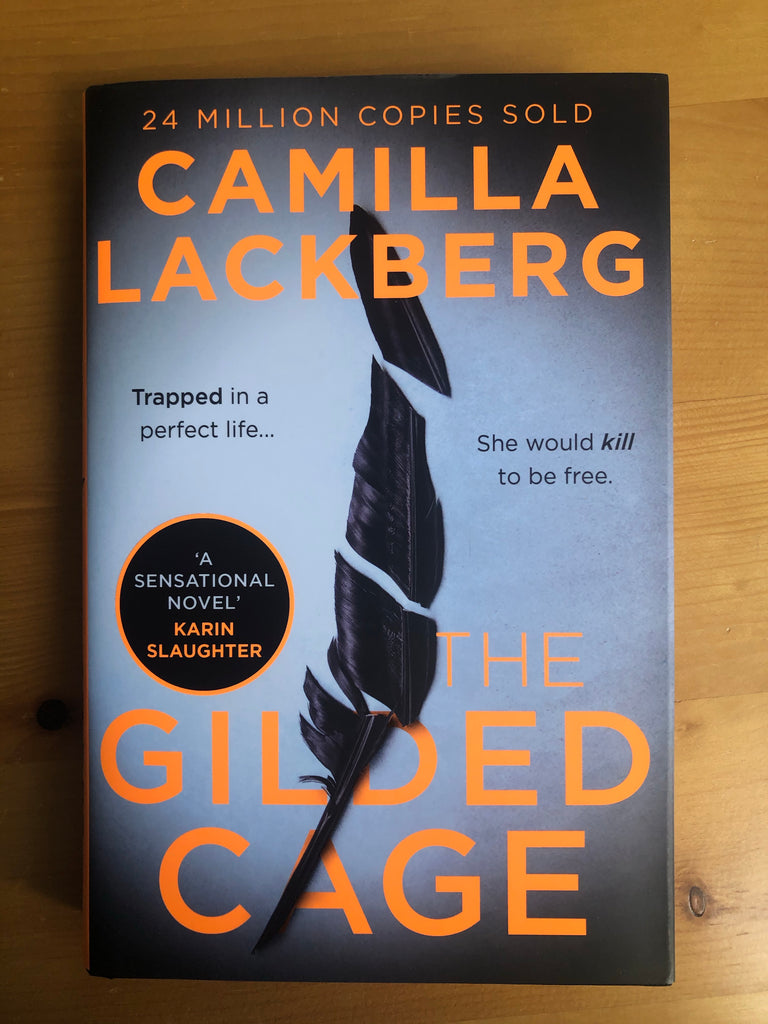 The Gilded Cage, by Camilla Lackberg