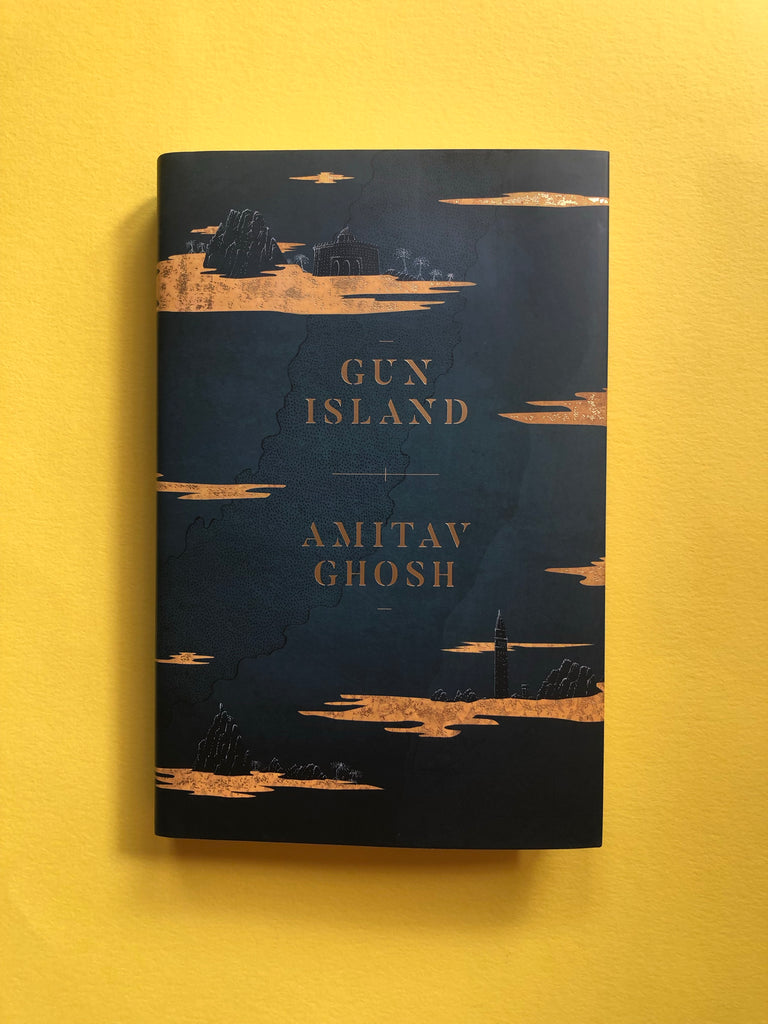 Gun Island by Amitav Ghosh (hardback, June 2019)