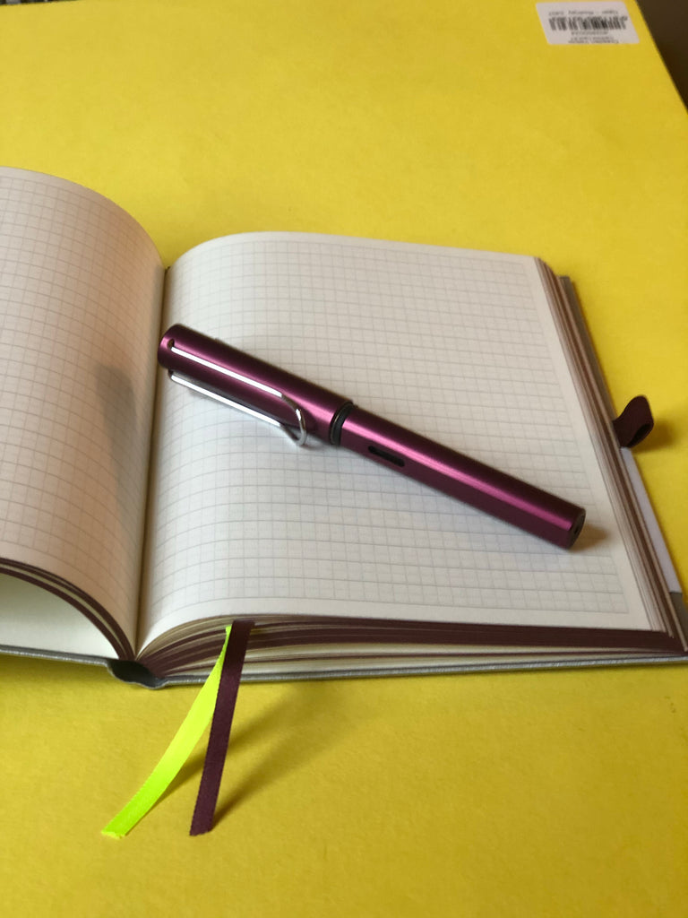LAMY Notebook, hardcover A5