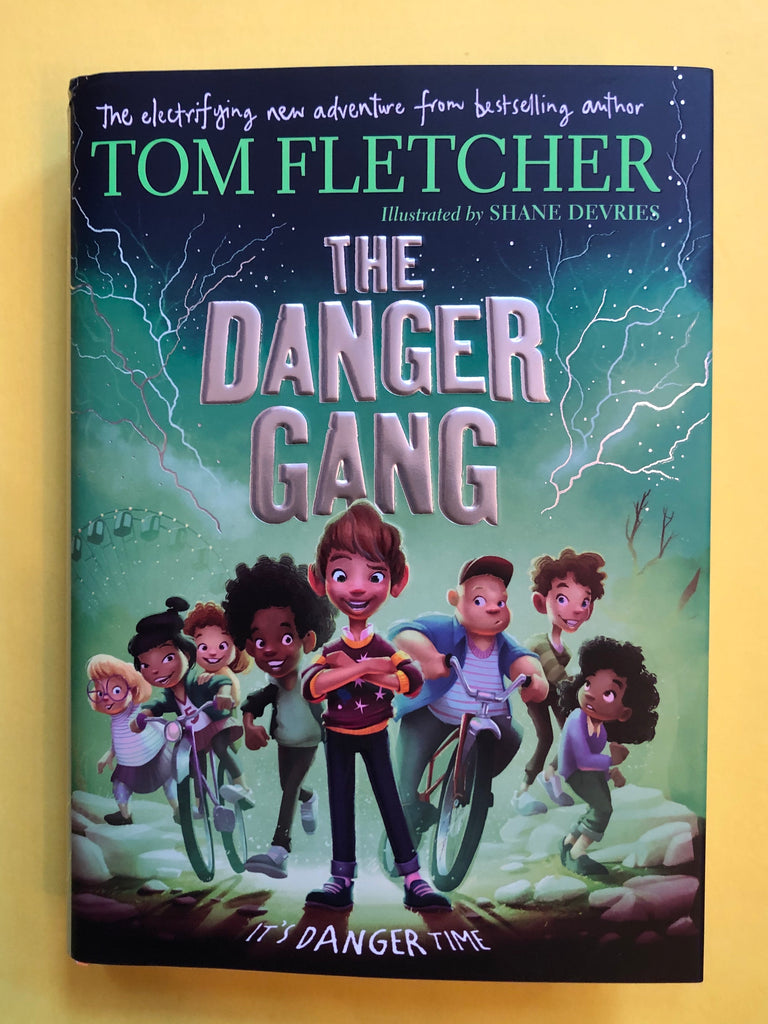 The Danger Gang, Tom Fletcher (hardback, Sept 2020)