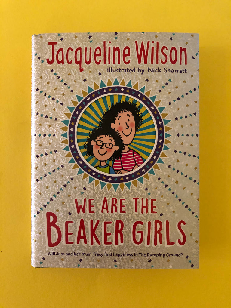 We Are the Beaker Girls, by Jacqueline Wilson