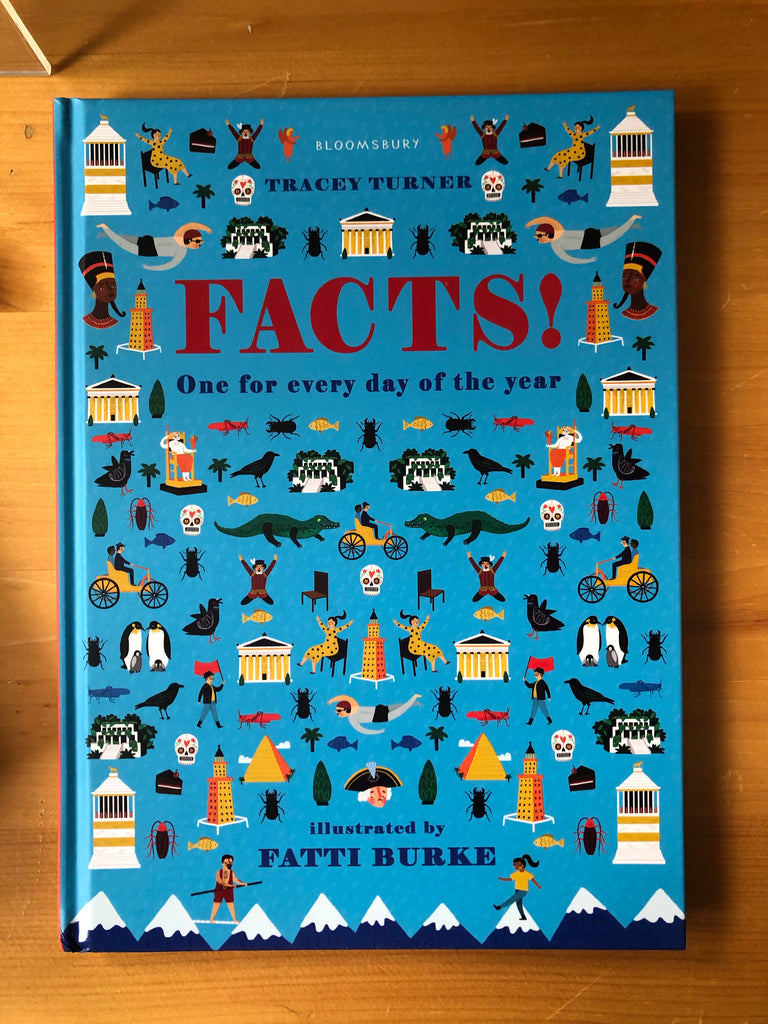 FACTS for Every Day of the Year, Tracey Turner ( hardback, 2017)