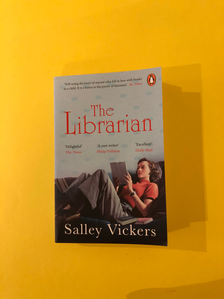 The Librarian, by Salley Vickers ( paperback)