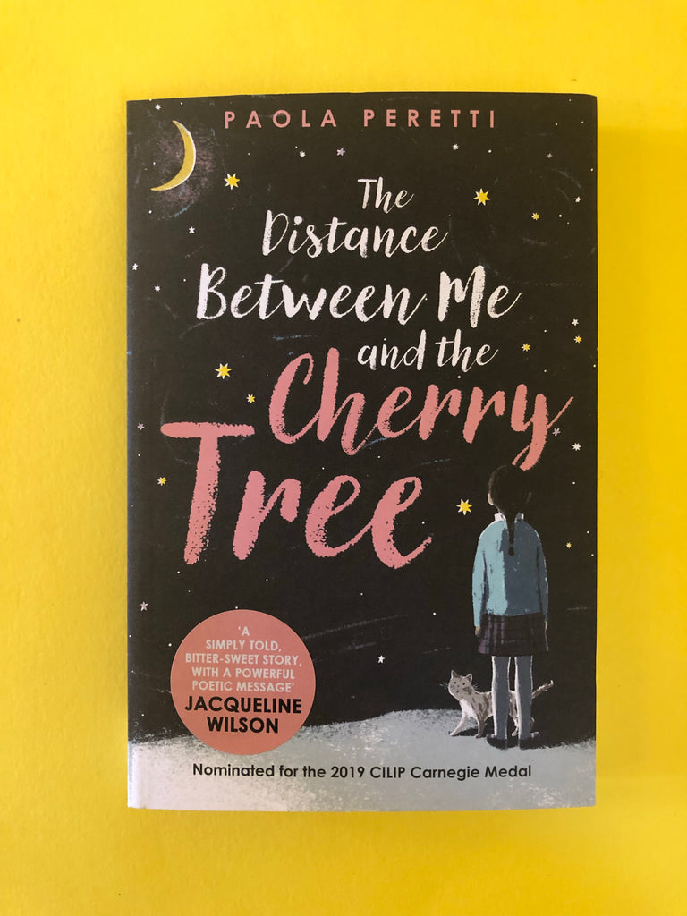 The Distance Between Me and the Cherry Tree, by Paola Peretti