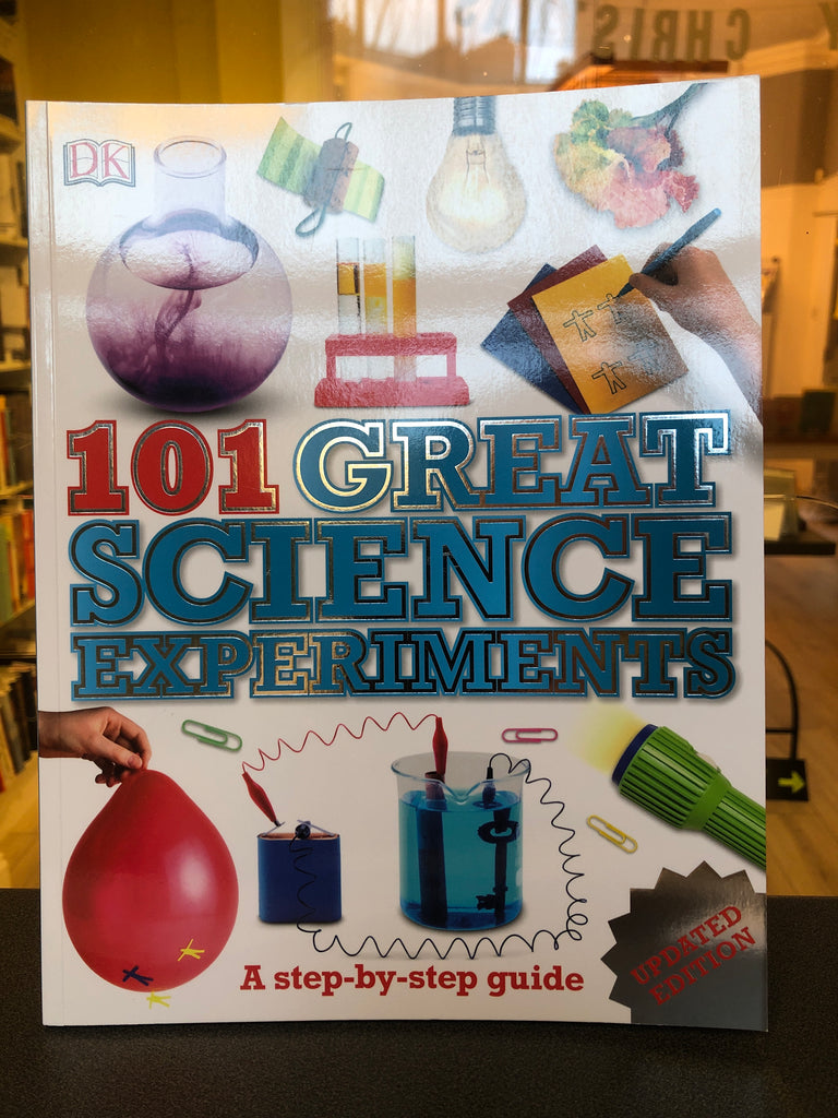101 Great Science Experiments, Dorling Kindersley