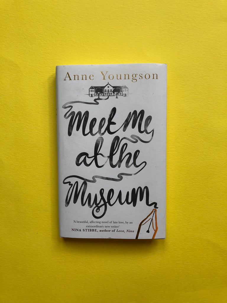 Meet Me At the Museum, by Anne Young