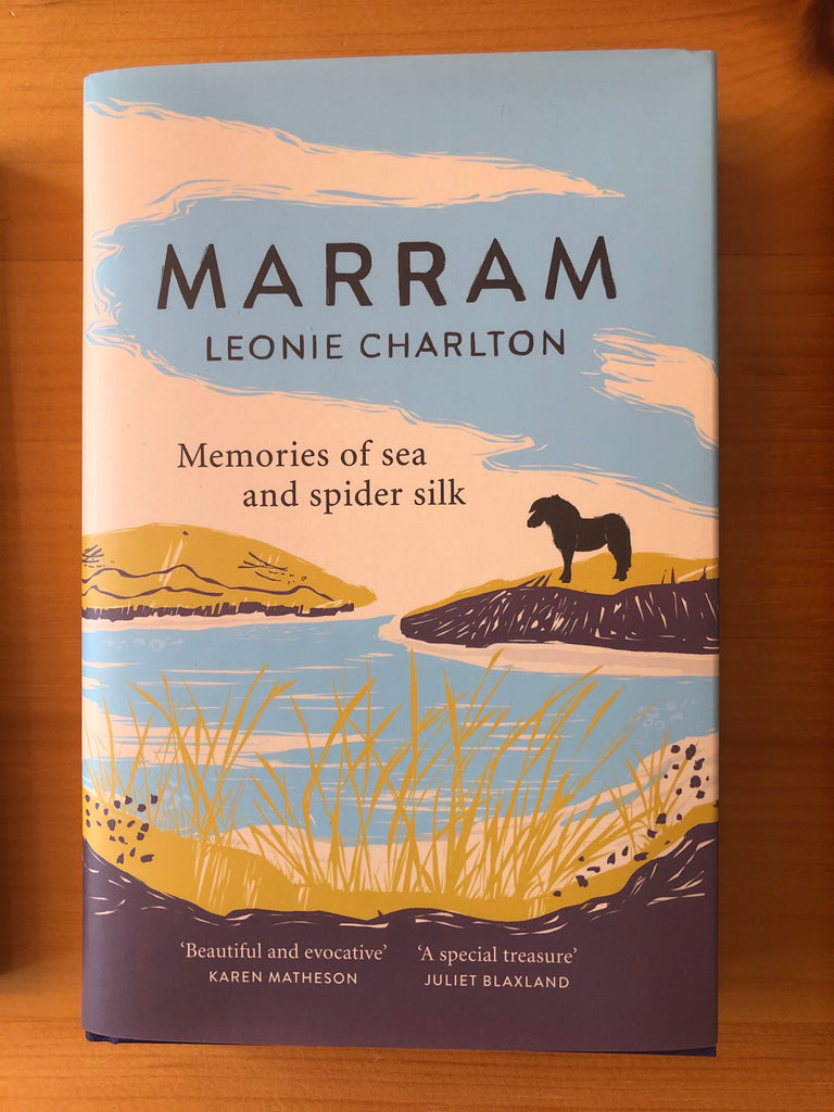 Marram, by Leonie Charlton