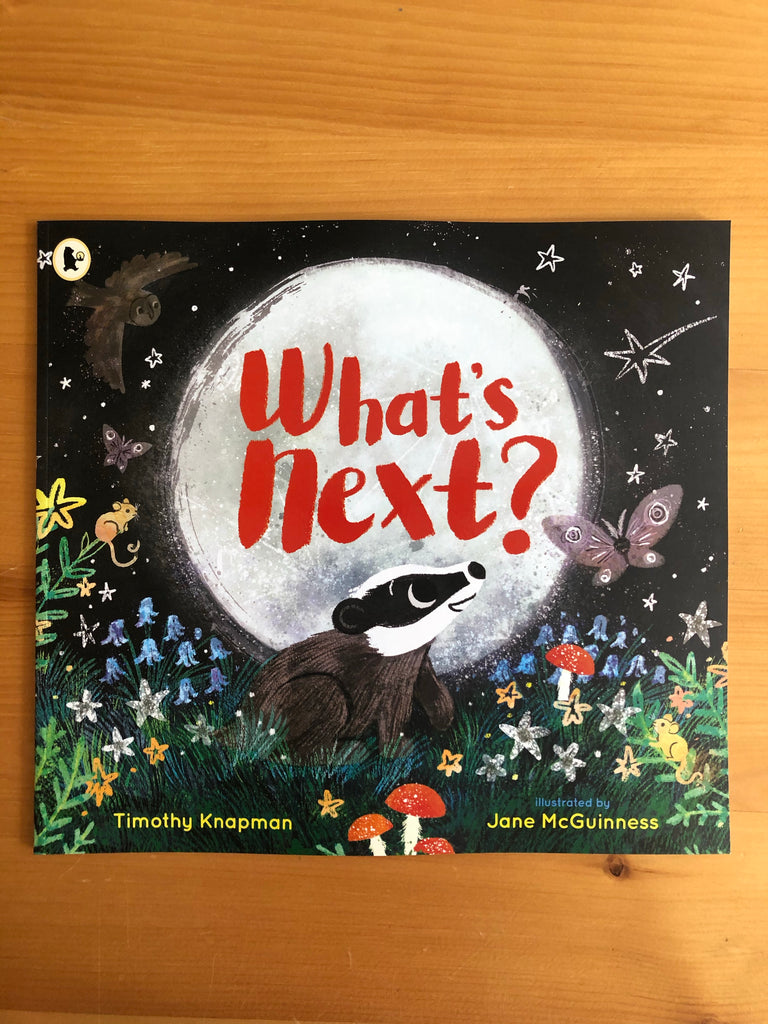 What's Next by Timothy Knapman