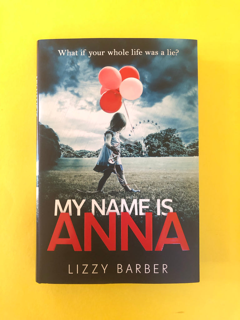 My Name is Anna, by Lizzy Barber