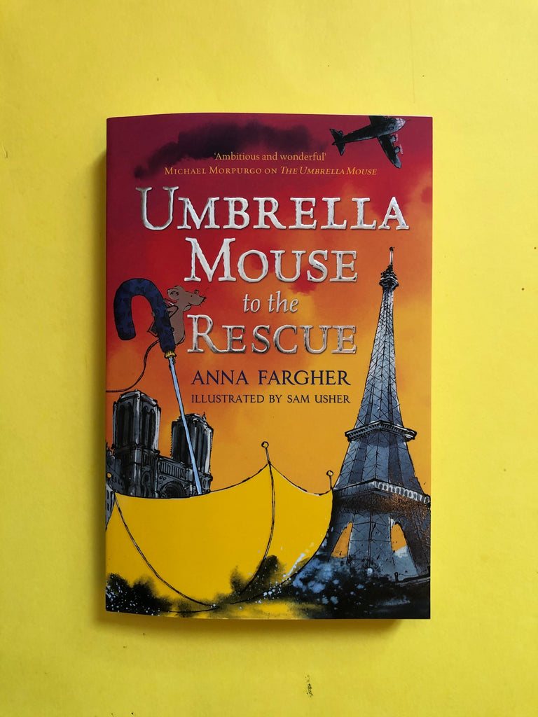 Umbrella Mouse to The Rescue (paperback, July 2020)
