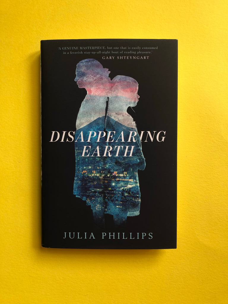Disappearing Earth (hardback, June 2019)