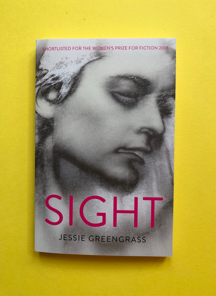 Sight ( paperback) by Jessie Greengrass