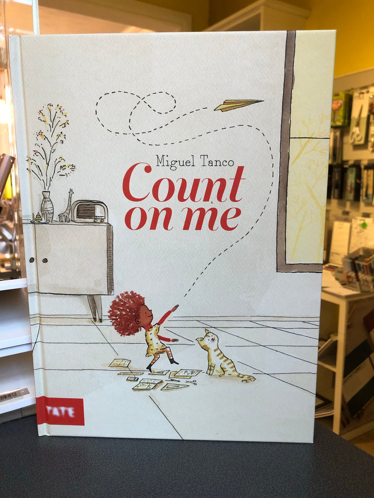 Count on Me, by Miguel Tanco ( hardback Sept 2020)