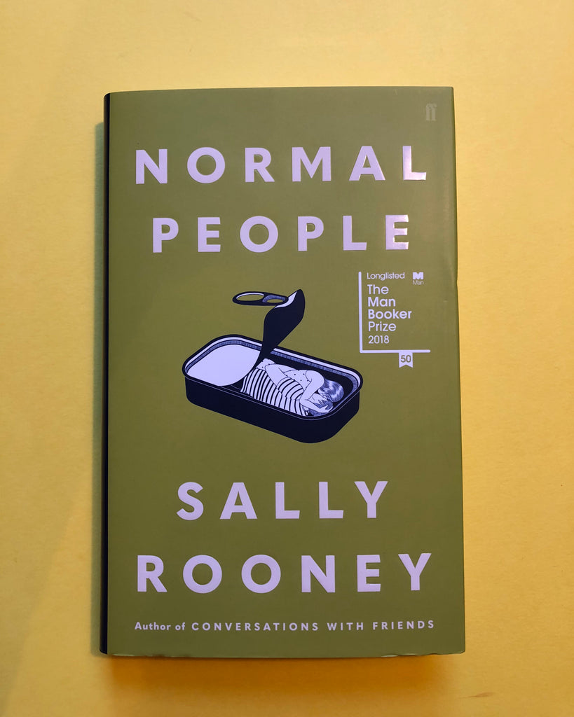 Normal People, by Sally Rooney ( hardback)