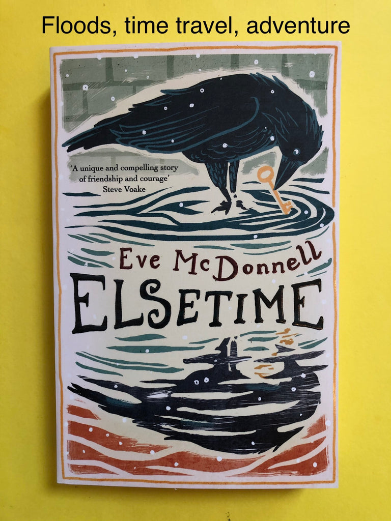 Elsetime, by Eve McDonnell (paperback, September 2020)