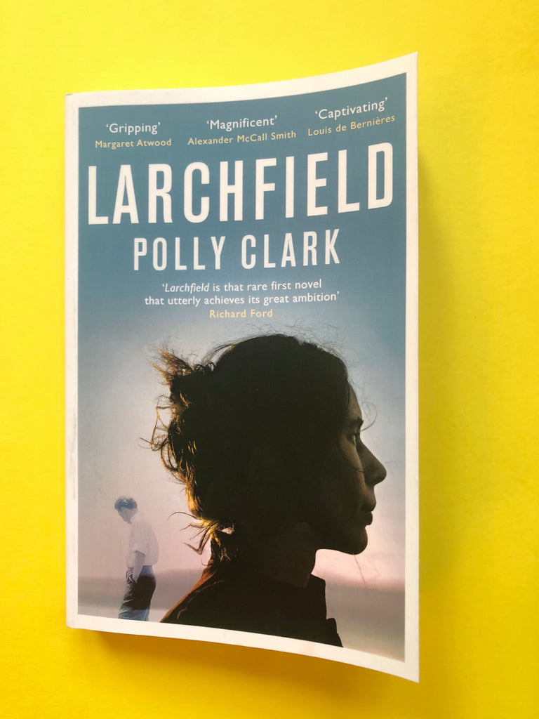 Larchfield, by Polly Clark