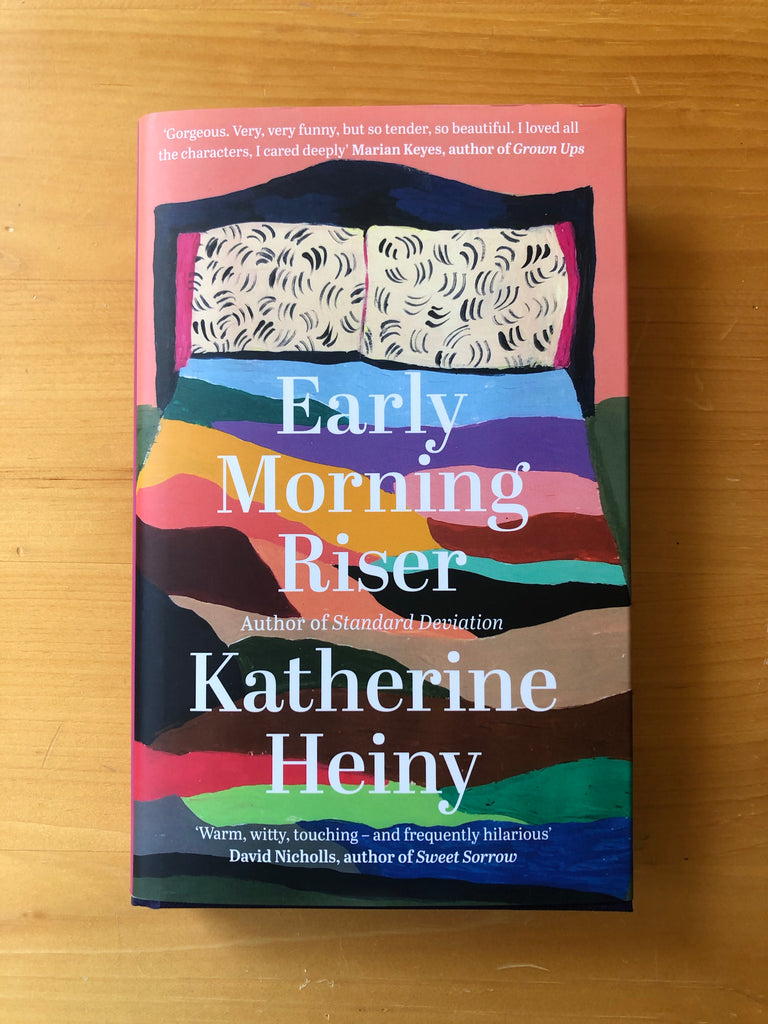 Early Morning Riser, Katherine Heiny ( hardback, Apr 2021)