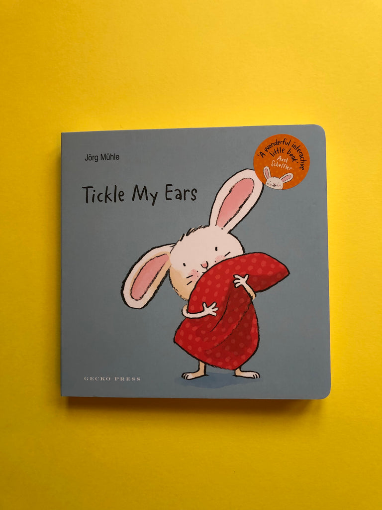 Tickle My Ears, by Jörg Mühle