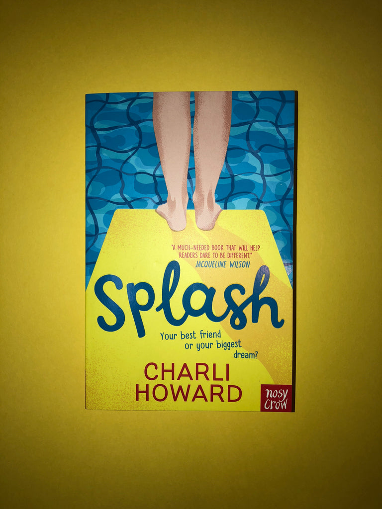 Splash, by Charli Howard ( paperback)