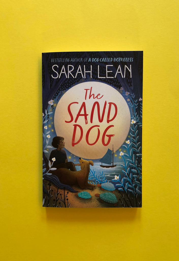 The Sand Dog, by Sarah Lean