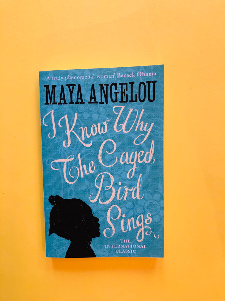 I Know Why The Caged Bird Sings, by Maya Angelou ( pb)