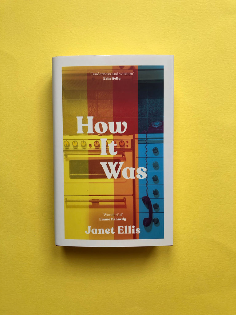 How It Was by Janet Ellis ( hardback, September 2019 )