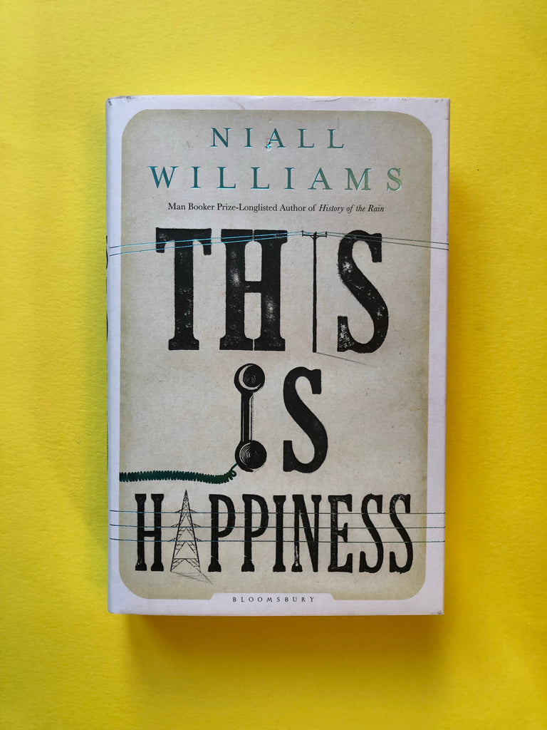 This Is Happiness, by Niall Williams ( hardback Sept 2019)