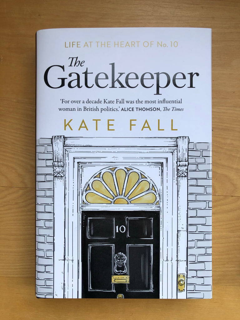 The Gatekeeper by Kate Fall, hardback ( March 2020)