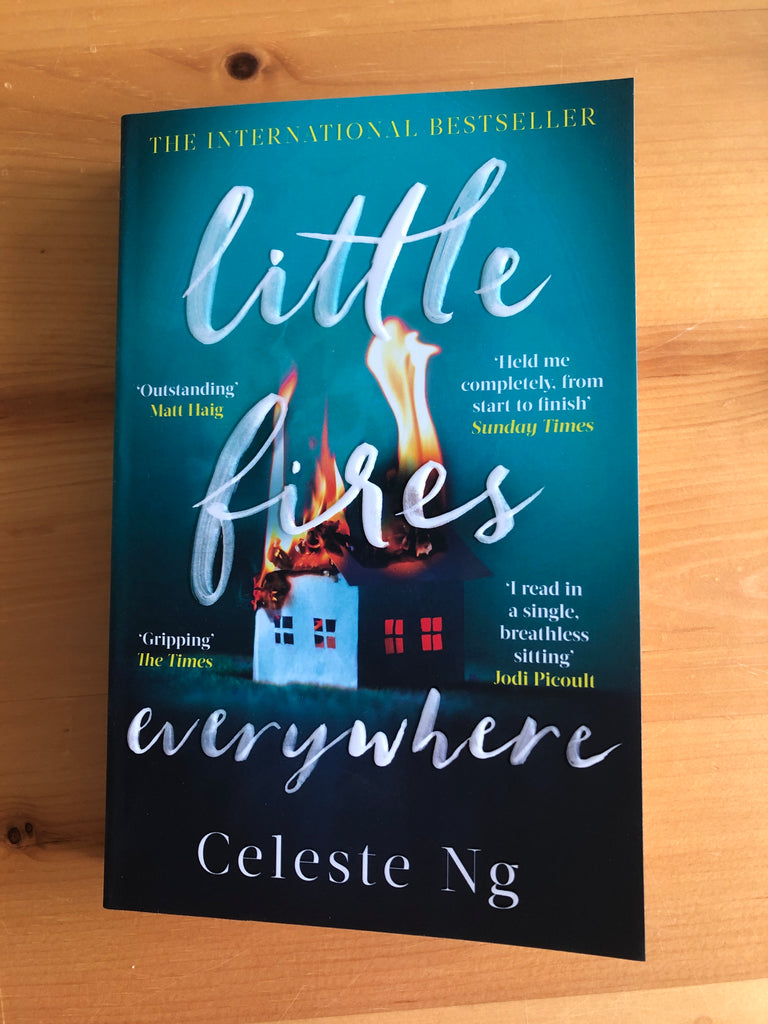 Little Fires Everywhere, by Celeste Ng ( paperback)