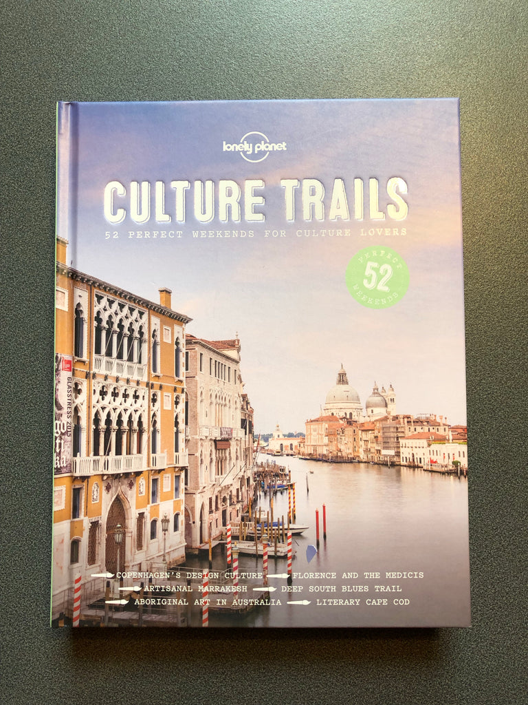 Culture Trails by Lonely Planet (hardback)