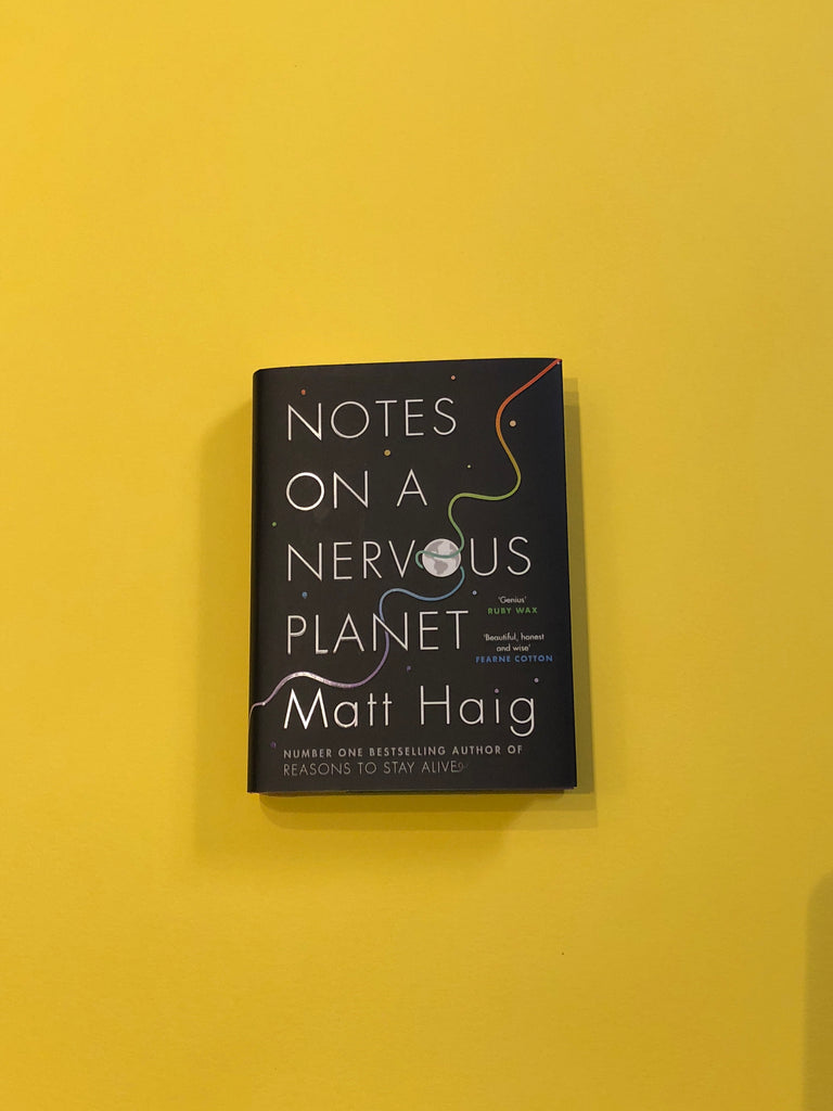 Notes On A Nervous Planet ( paperback)