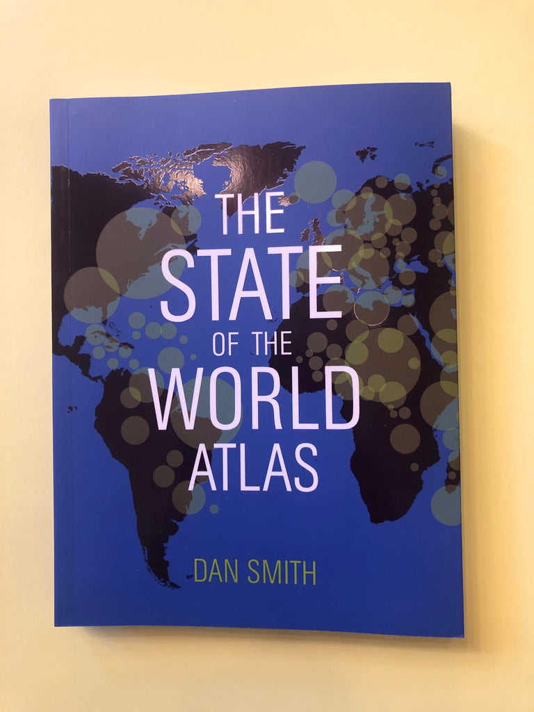 The State of the World Atlas, Dan Smith